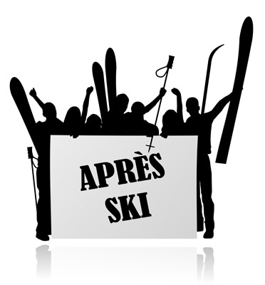 mottoparty apres ski feiern im garten fixe fete alles ber partys. Black Bedroom Furniture Sets. Home Design Ideas