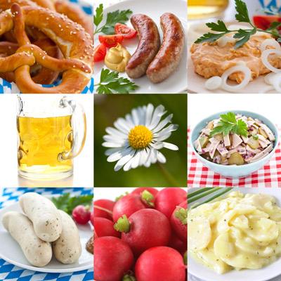 Oktoberfest ein prosit auf die gem tlichkeit fixe for Bayerische dekoartikel