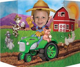 Old Mc Donald had a Farm – die Bauernhofparty › fixe Fete - alles ...