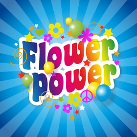 Flower Power Party Ideen – Sex, Drugs and Rock n Roll › fixe Fete - alles über Partys