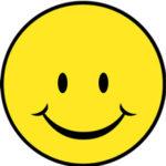 Erleichterung Smiley