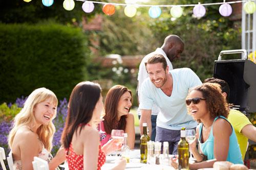 Nachbarschaftsfest organisieren - Ideen & Tipps › fixe Fete ...
