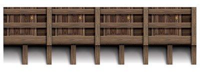 balkon holz br stung wand deko. Black Bedroom Furniture Sets. Home Design Ideas