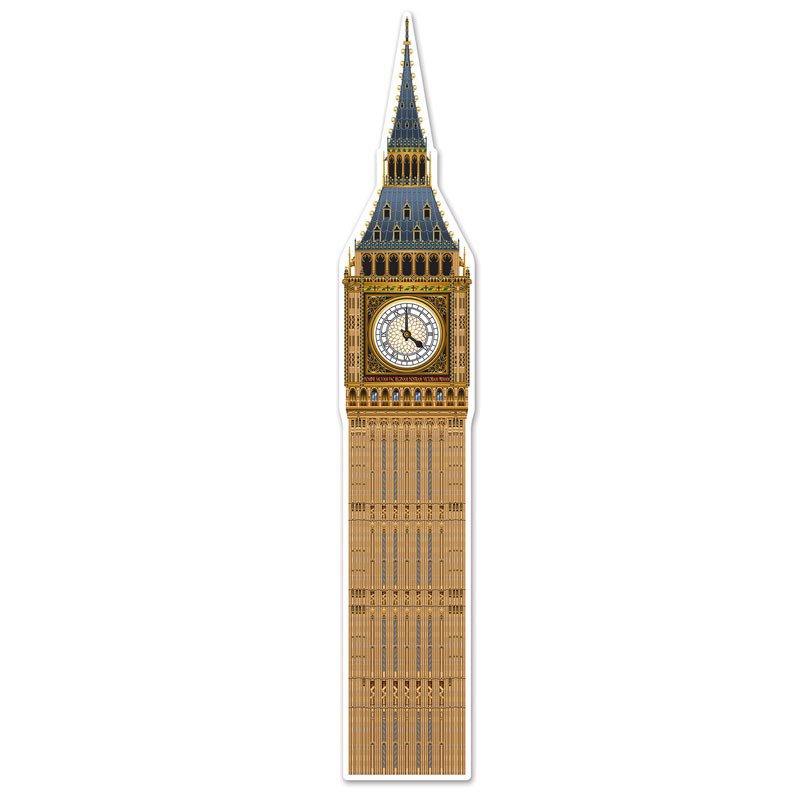 Big Ben Riesige London Dekoration