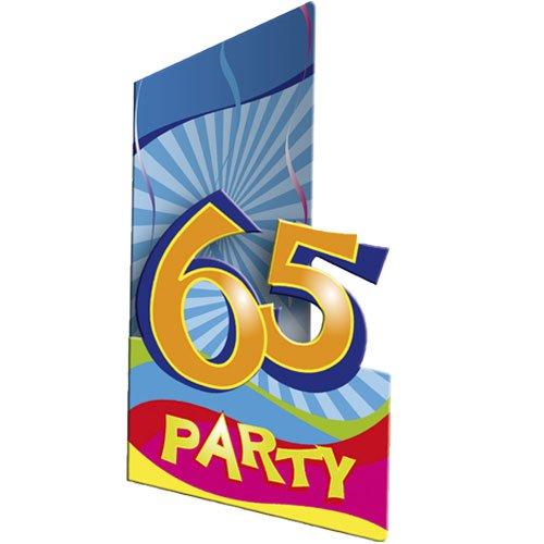 einladungskarten - party - 65. geburtstag | fixefete.de, Einladung