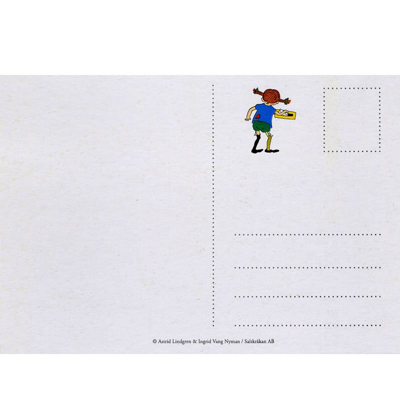 ... Einladungskarten   Pippi Langstrumpf   12 Stück