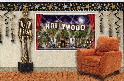 hollywood fensterblick deko. Black Bedroom Furniture Sets. Home Design Ideas