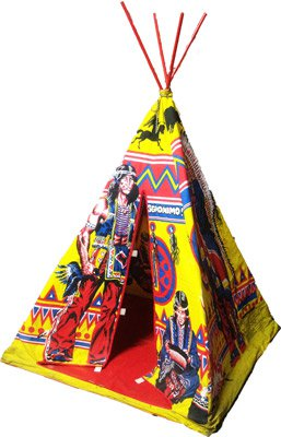 indianerzelt spielzelt tipi. Black Bedroom Furniture Sets. Home Design Ideas