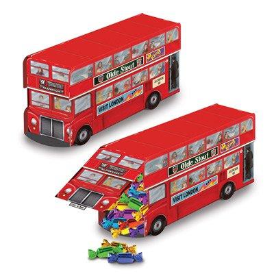 London Bus Doppeldecker Bus Geschenkbox Tischdeko
