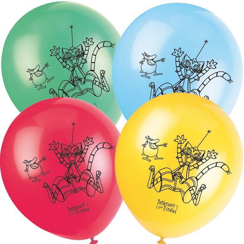 luftballons pettersson findus kaufen. Black Bedroom Furniture Sets. Home Design Ideas