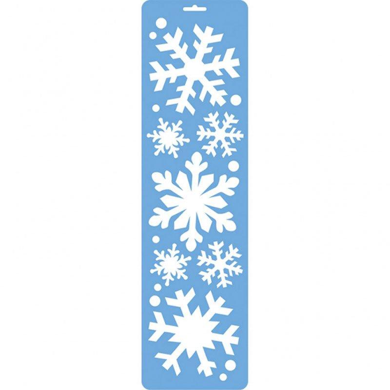 schneeschablone f252r schneespray kaufen fixefetede