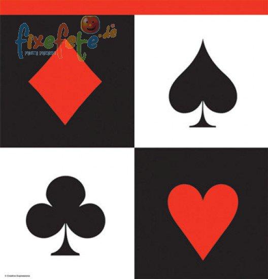 casino tischdecke