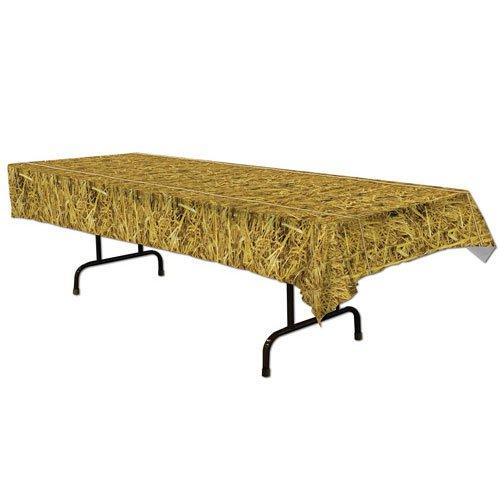 tischdecke stroh f r westernparty kaufen. Black Bedroom Furniture Sets. Home Design Ideas