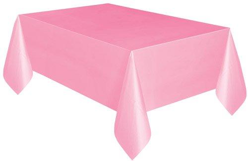 tischdecke lovely pink plastik. Black Bedroom Furniture Sets. Home Design Ideas