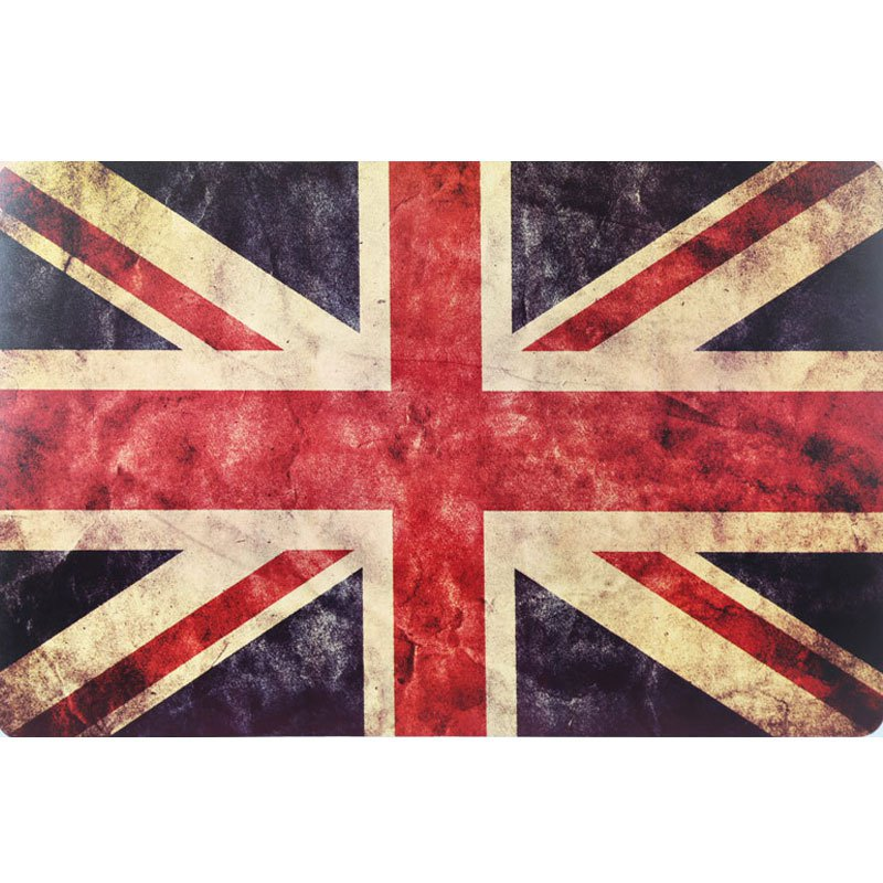 tischset union jack flagge england vintage. Black Bedroom Furniture Sets. Home Design Ideas