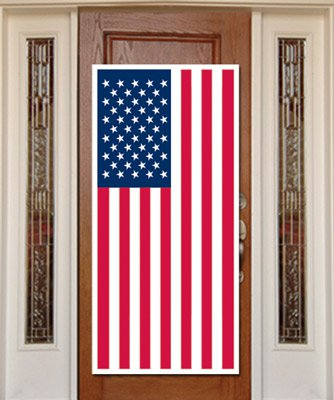 usa flagge amerika t r deko. Black Bedroom Furniture Sets. Home Design Ideas