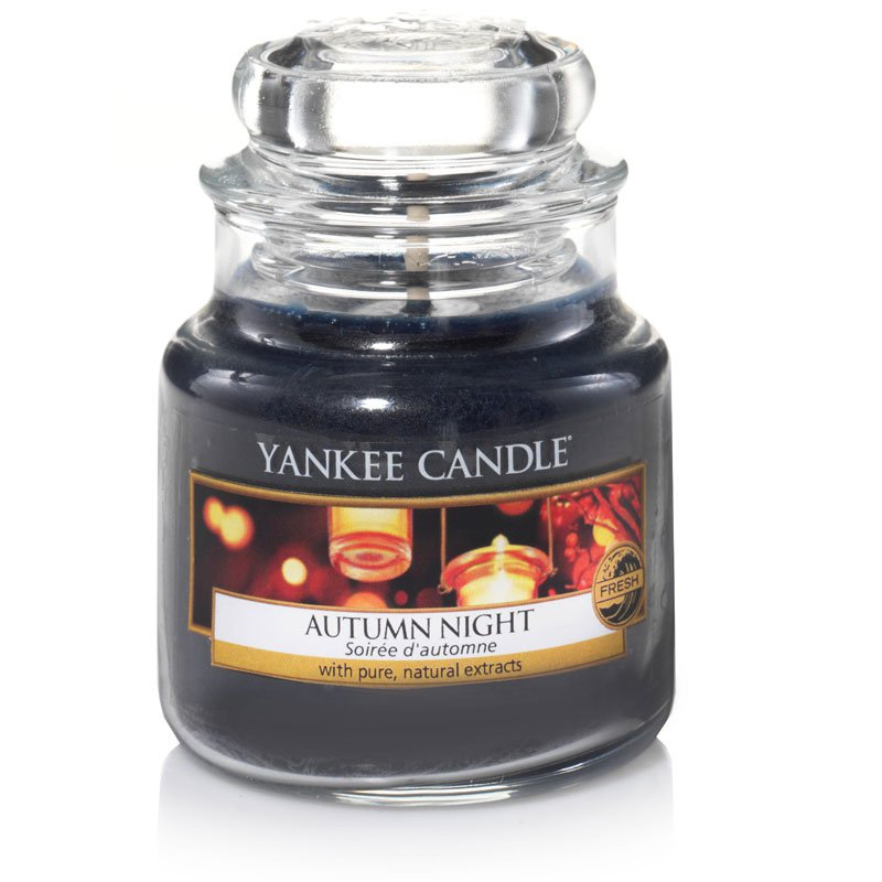 yankee candle autumn night online bestellen. Black Bedroom Furniture Sets. Home Design Ideas