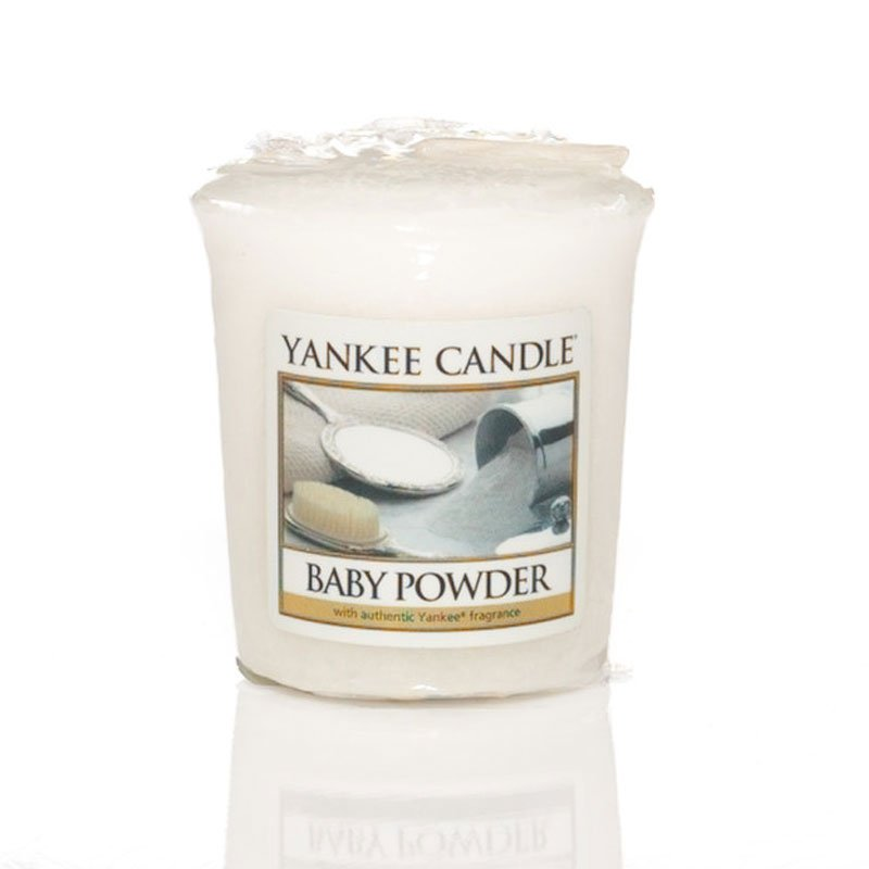 yankee candle baby powder online bestellen. Black Bedroom Furniture Sets. Home Design Ideas