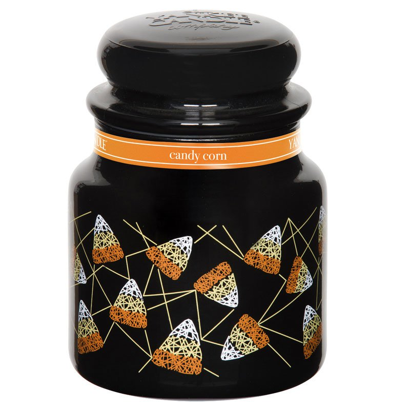 yankee candle duftkerze candy corn 411g kaufen. Black Bedroom Furniture Sets. Home Design Ideas