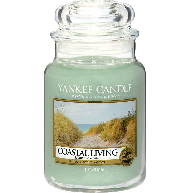 yankee candle coastal living duft 623g kaufen. Black Bedroom Furniture Sets. Home Design Ideas