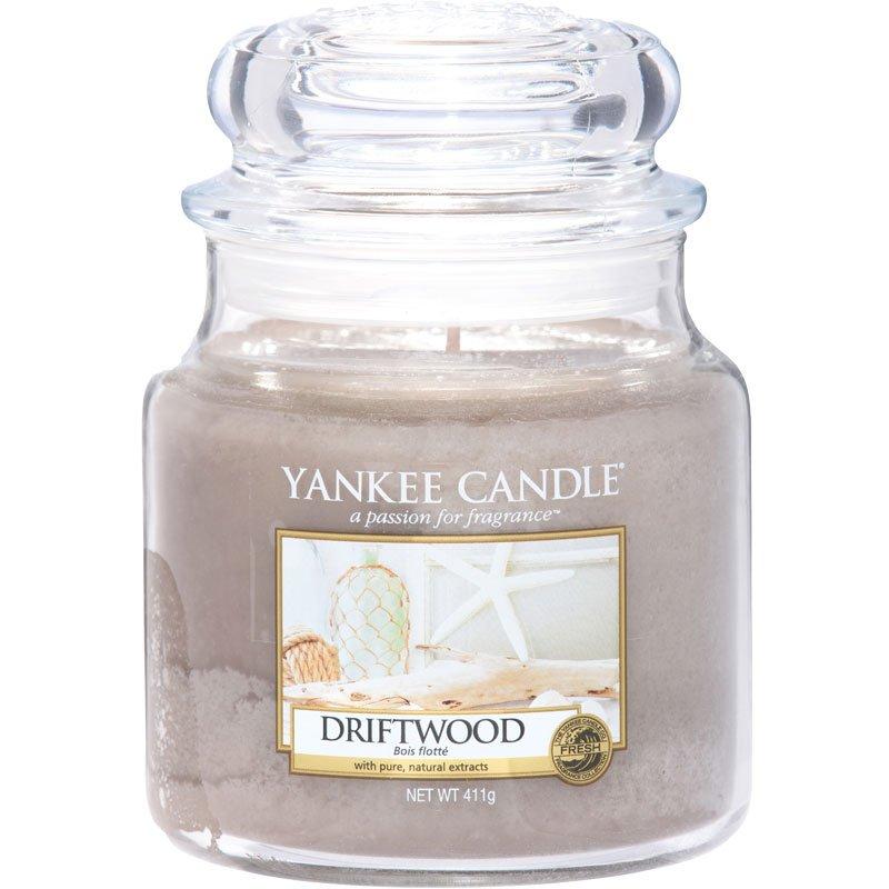 yankee candle driftwood duftkerze kaufen. Black Bedroom Furniture Sets. Home Design Ideas