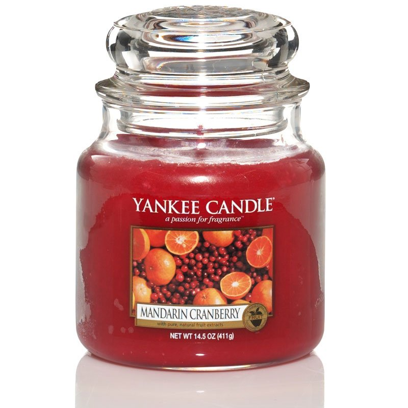 yankee candle mandarin cranberry online bestellen. Black Bedroom Furniture Sets. Home Design Ideas