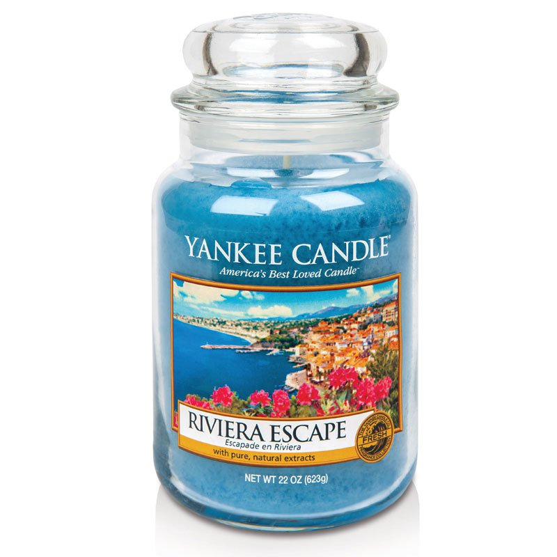 yankee candle riviera escape duft kaufen. Black Bedroom Furniture Sets. Home Design Ideas