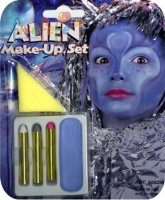Alien - Make-Up - Schminkset