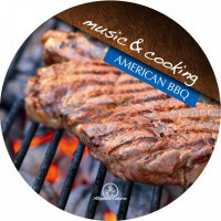 American BBQ - music & cooking - Musik-CD