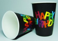 Becher - Birthday - 266 ml