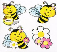 Bienen-Party-Deko-Set