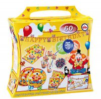 Clown-Party - Partykoffer - Partybox