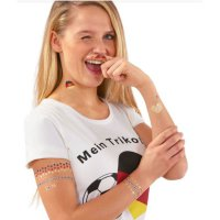 Flash-Tattoos Deutschland - 23teilig