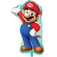 Folienballon - Super Mario - Figur