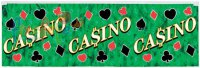 Fransen-Banner - Casino-Party