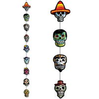 H�nge-Deko - Day Of The Dead - 2 m