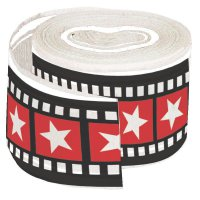 Hollywood Filmparty Krepp-Deko-Band - 9 m
