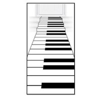 Keyboard-Teppich - Piano