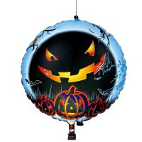 LED-Folienballon Gigaloon - Halloween