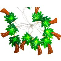LED-Lichterkette - Palme