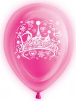 LED-Luftballons - Princess - 5 St�ck
