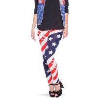 Leggings USA-Flagge Amerika