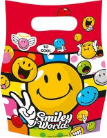 Mitgebsel-T�ten - Smiley-World-Party