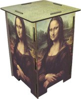 Mona Lisa - Hocker