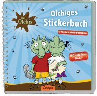 Olchiges - Stickerbuch