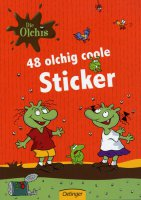Olchiges - Stickerheft
