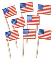 Picks - Amerika - USA-Flagge