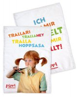 Pippi Langstrumpf - K�chentuch-Set