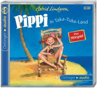 Pippi Langstrumpf in Taka-Tuka-Land - 2 CD