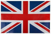 Platz-Set - England - Union Jack